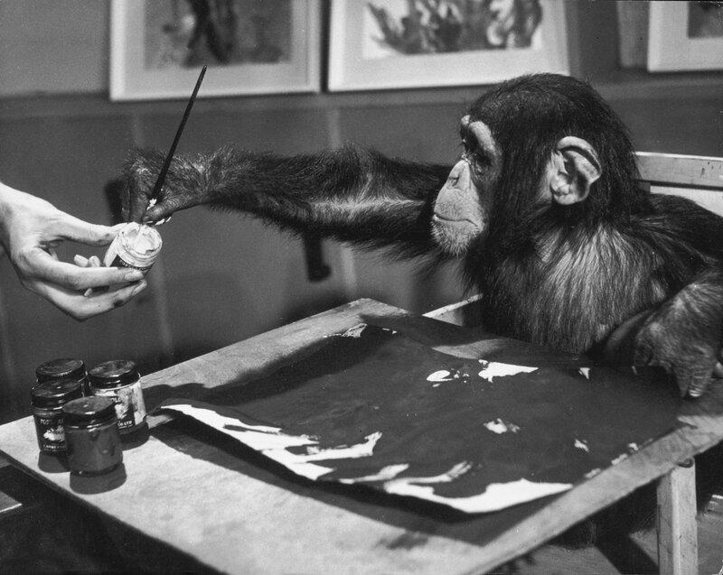 Artistic Primate