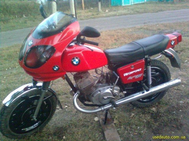 Мотоцикл иж юпитер 5 фото