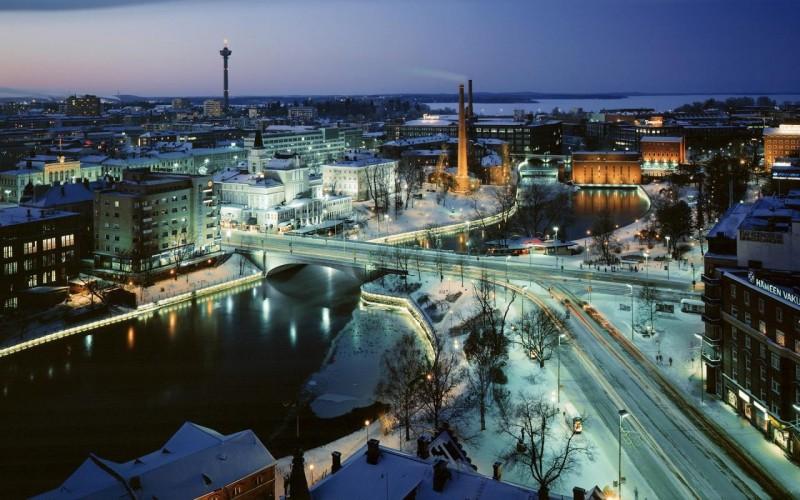 Едем в Финляндию на отдых