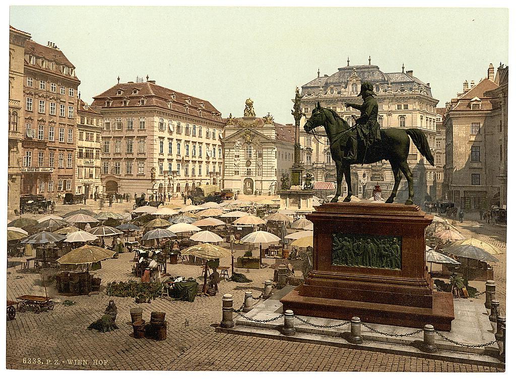Вена в 1890 - 1900 годах. 0_60382_ef70f697_orig