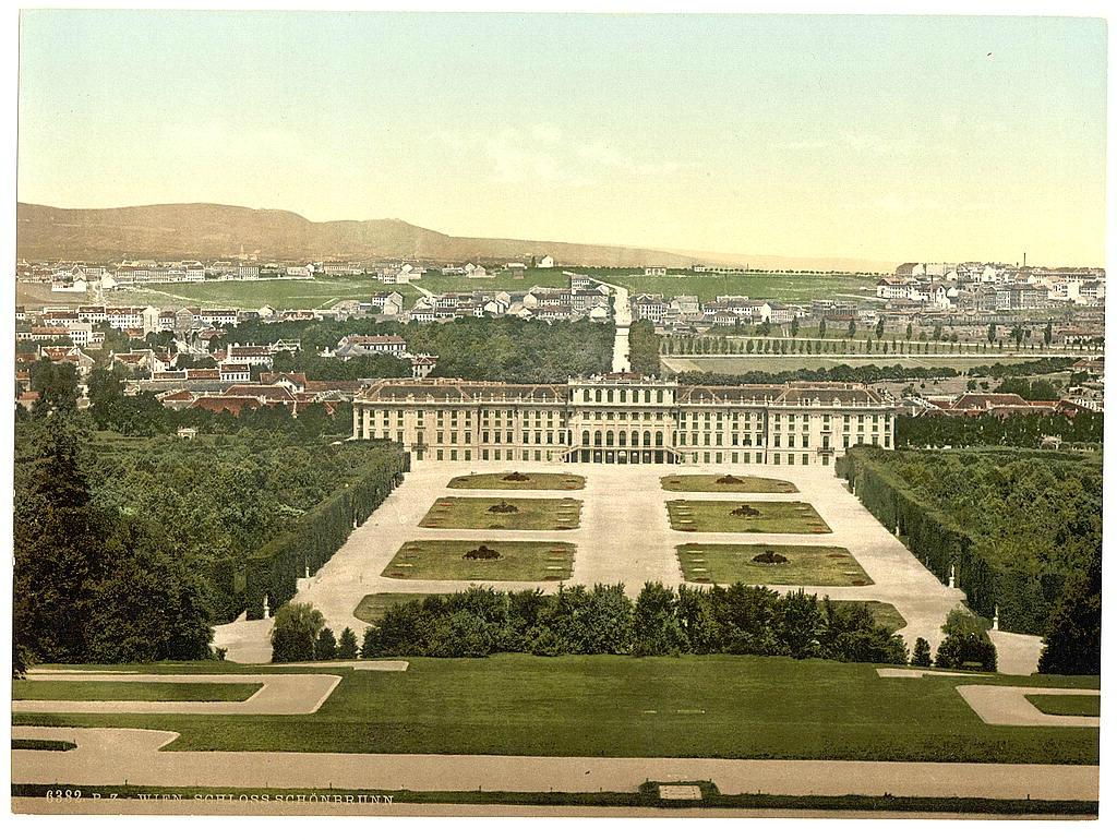 Вена в 1890 - 1900 годах. 0_60384_bd9f42e1_orig