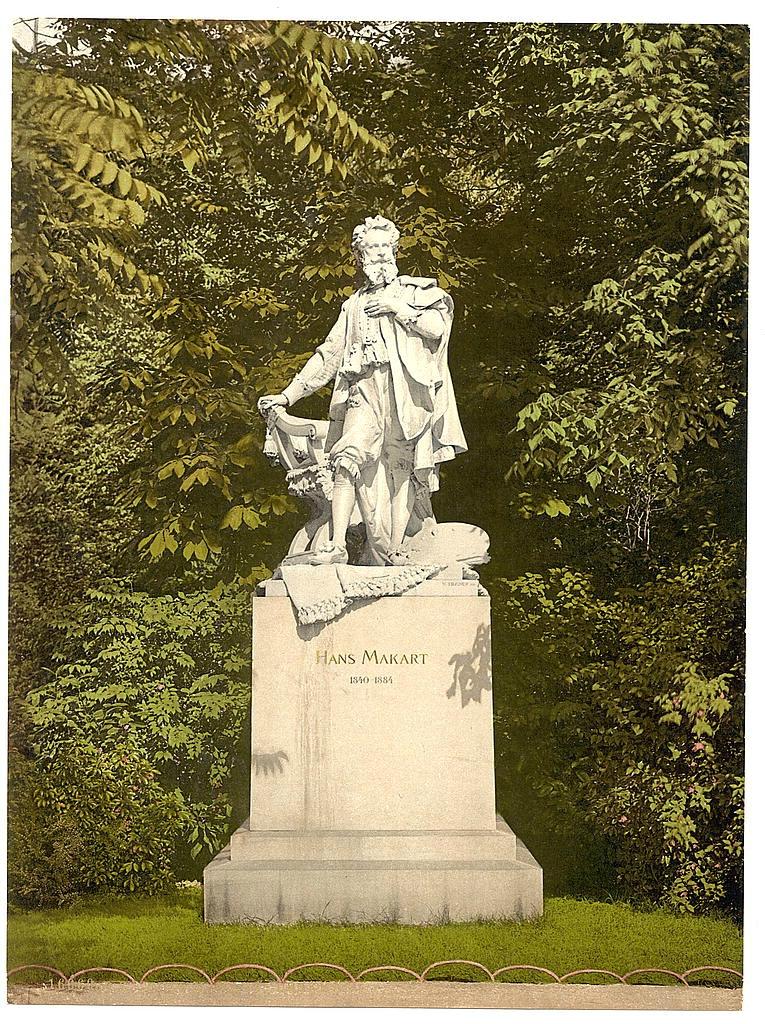 Вена в 1890 - 1900 годах. 0_60393_9252af4d_orig