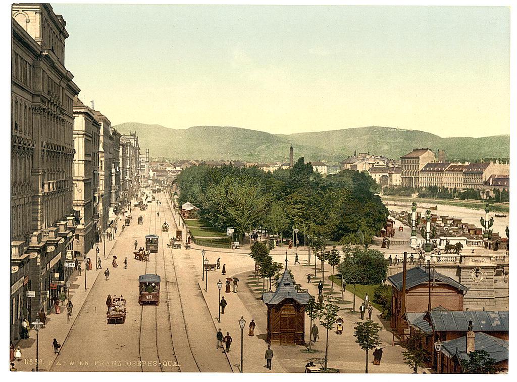 Вена в 1890 - 1900 годах. 0_60395_e9bee5fd_orig