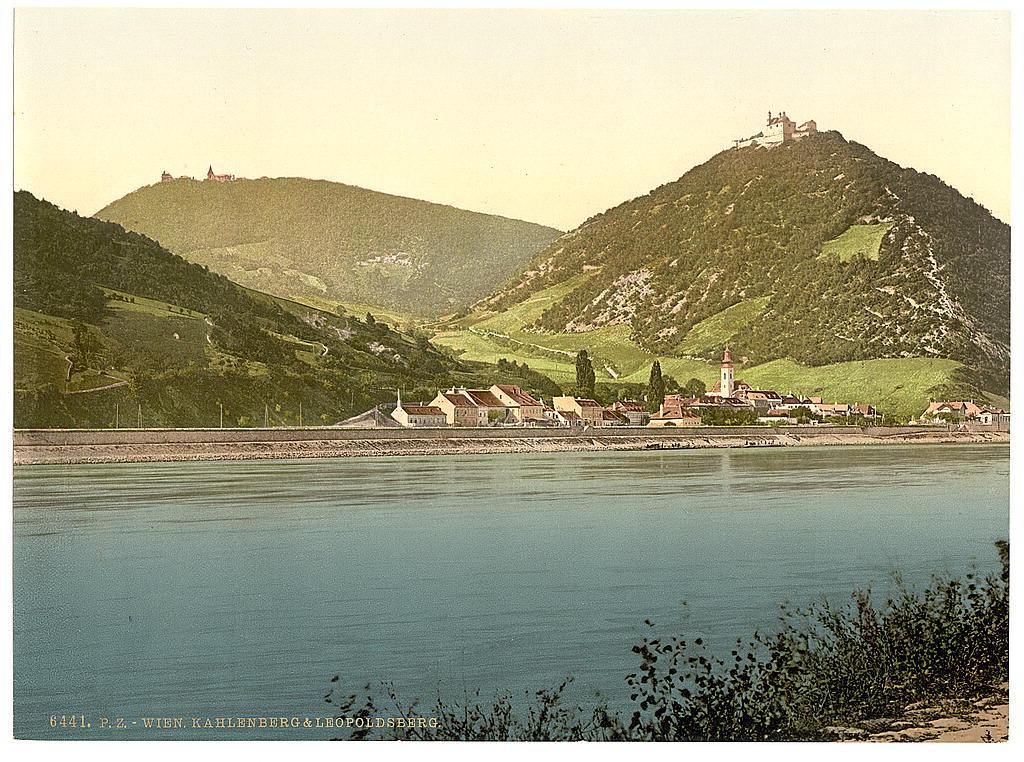 Вена в 1890 - 1900 годах. 0_60396_8f8b721a_orig