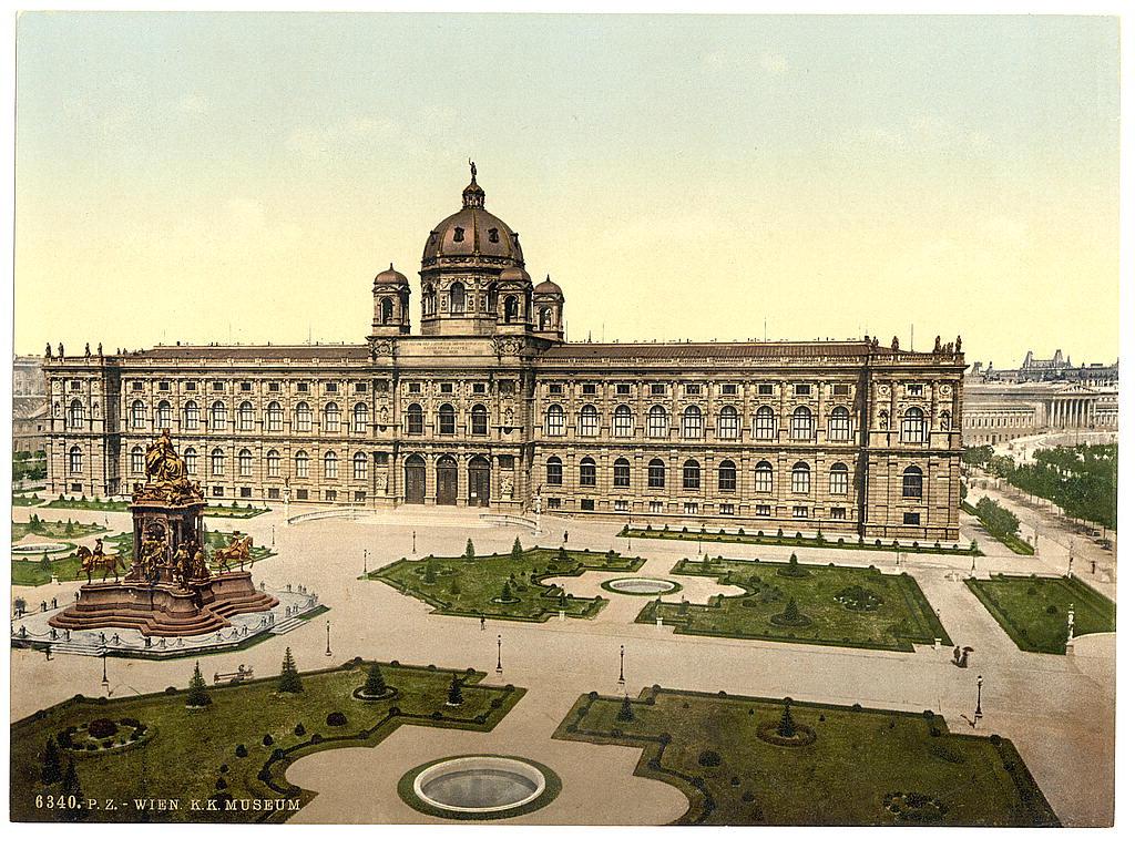 Вена в 1890 - 1900 годах. 0_60399_f27107ad_orig