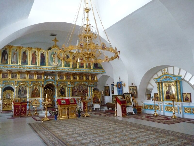 В Крыпецком монастыре (май 2014)