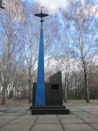Памятник Николаю Куценко