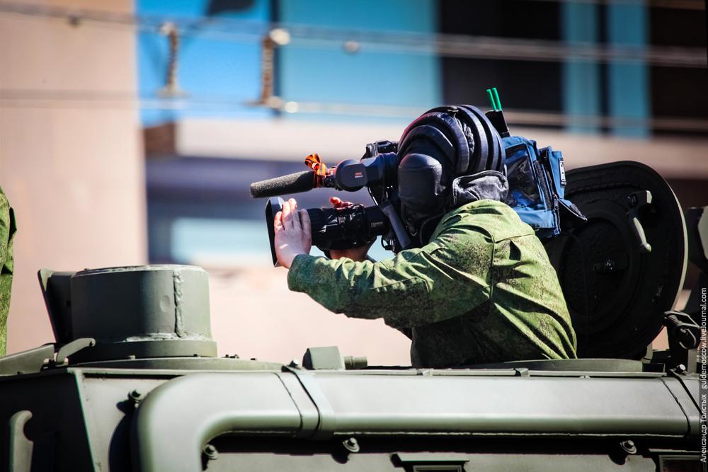 Москва - 9 мая - Парад Победы