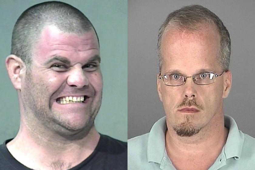 Смешные фотографии уголовников в полицейских участках 0 141b91 169ba36a orig