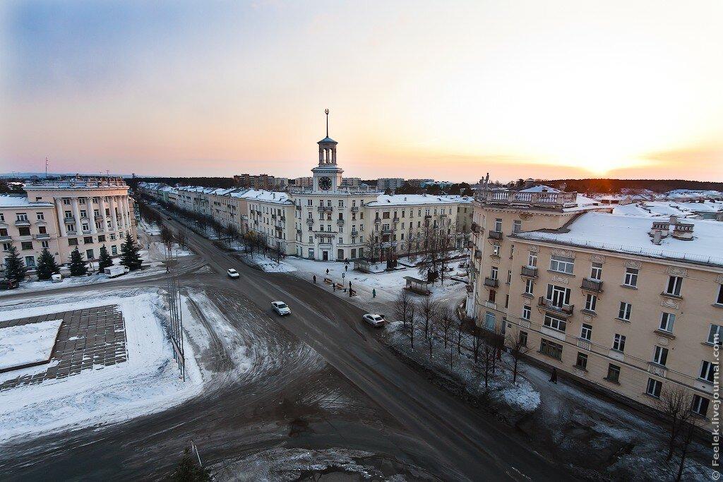 Железногорск Красноярского