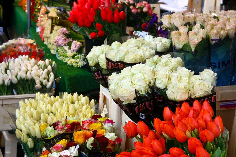 Букет салоне, доставка цветов амстердам москва