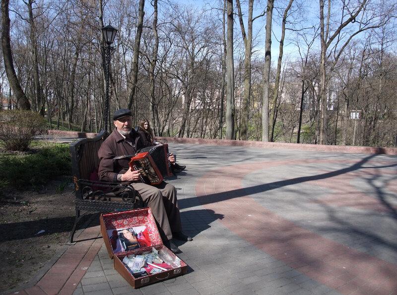 Гомельский музыкант