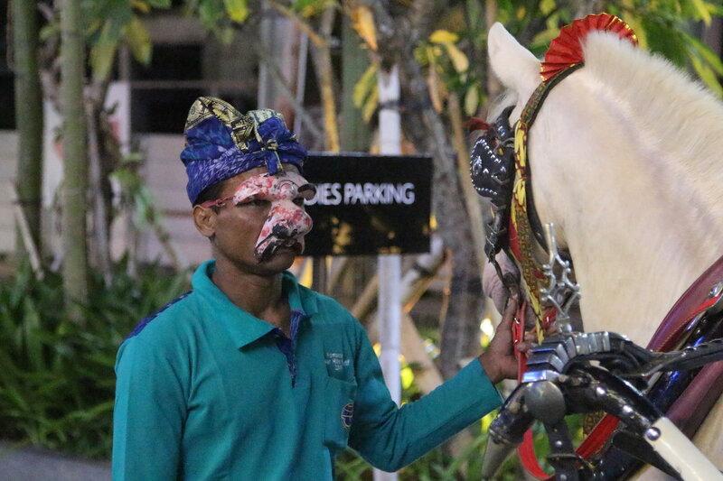 Предновогодние пляски на Бали