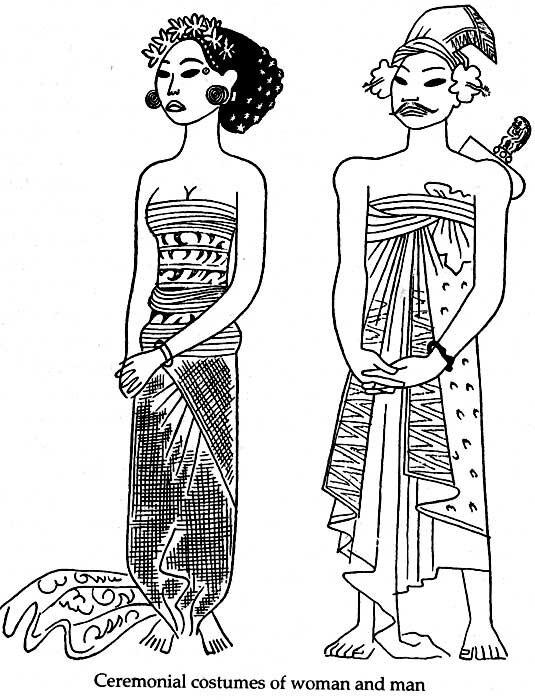 Церемониальные одеяния