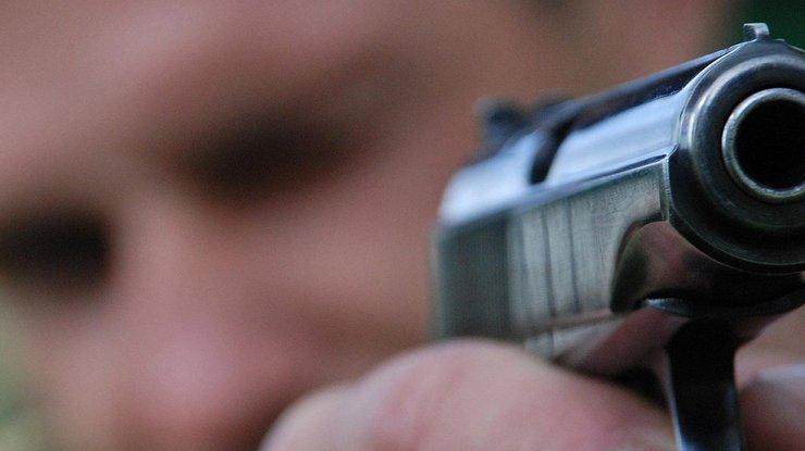 ВДарницком районе столицы Украины стреляли вмужчину
