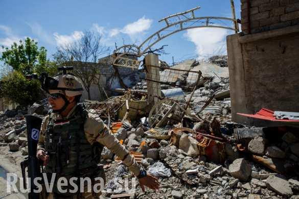 Исламские террористы расстреляли бежавших изМосула мирных граждан