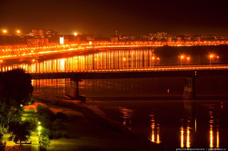 можно ночной город омск картинки временем, сотнями кубов