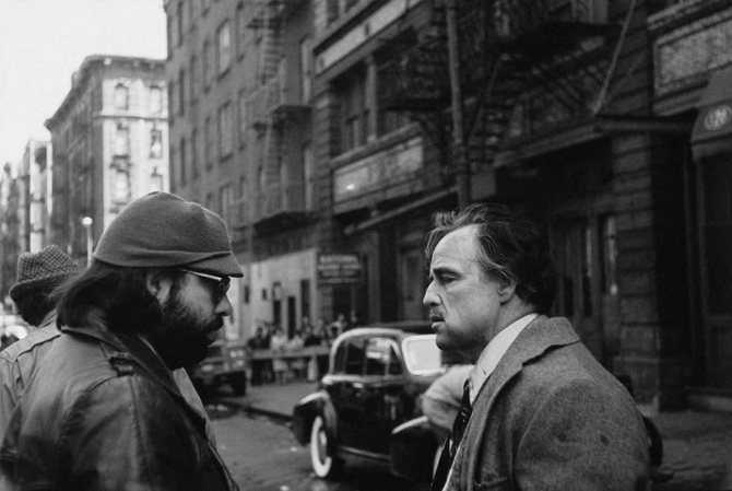 Unique Intimate Pictures of Francis Ford Coppola