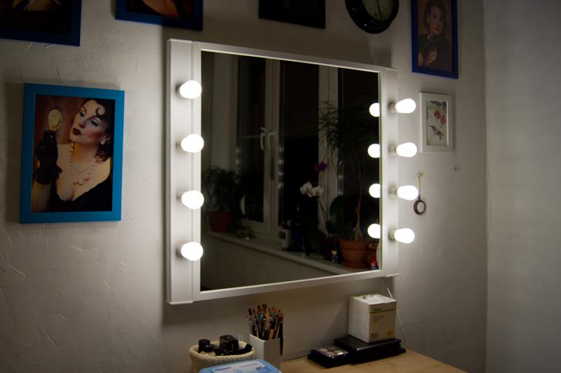 Зеркала для визажистов