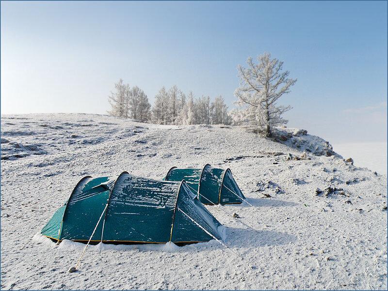 Наш уютный лагерь
