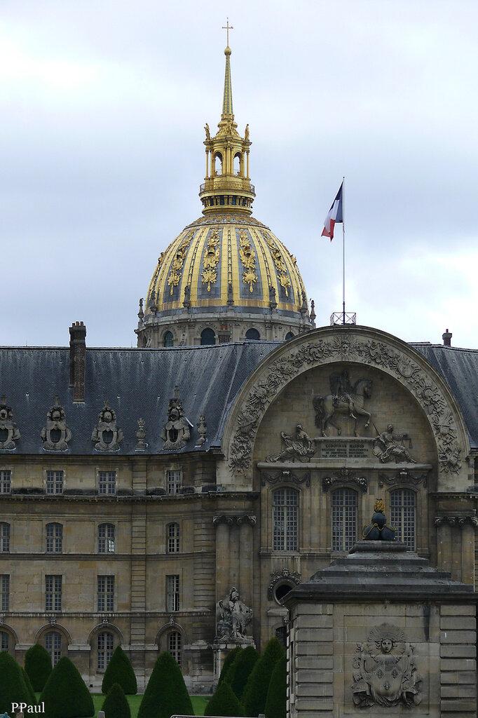 Париж, Париж. Париж.....Дворец Инвалидов
