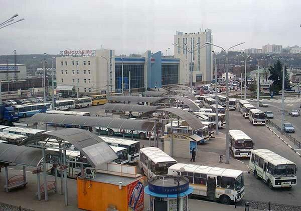 Цивилизованный организованный инновационный транспорт Белгорода 2012