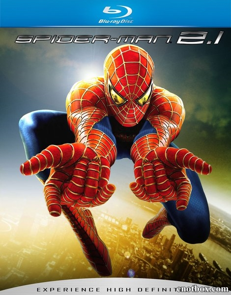 Человек-паук 2 / Spider-Man 2 [Theatrical And Recut Version 2.1] (2004/BDRip/HDRip)