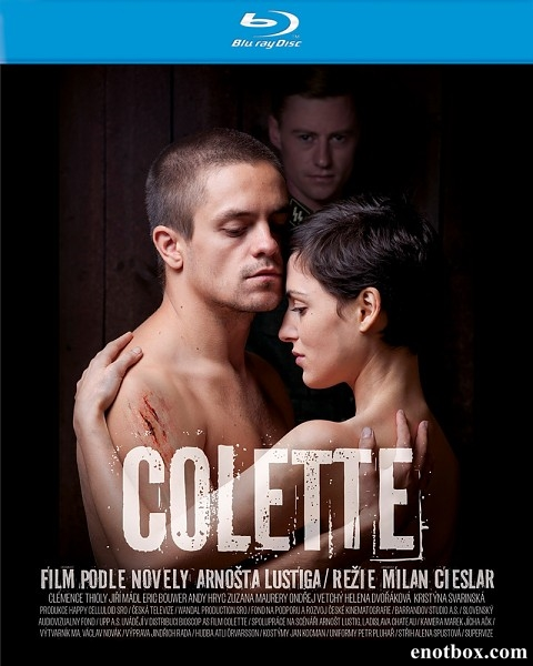 Колетт / Colette (2013/HDRip)