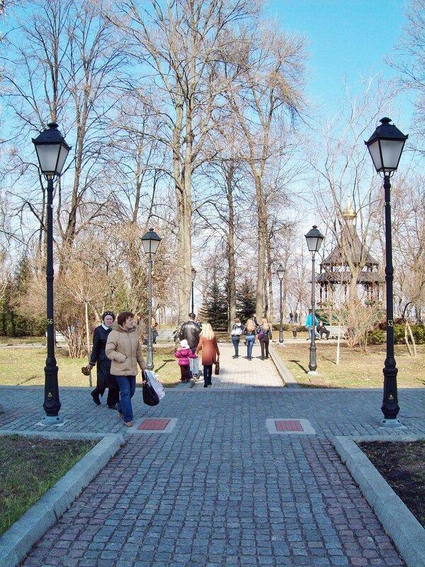 Аллея Хрещатого парка