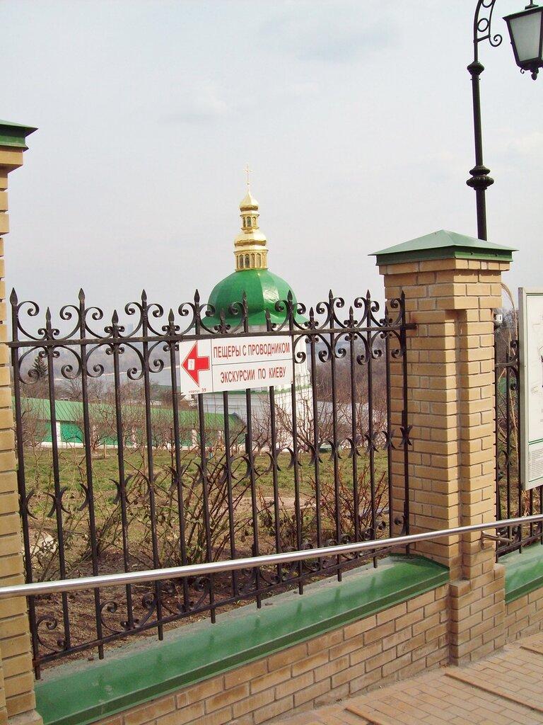 Забор вдоль Ближнепечерской улицы