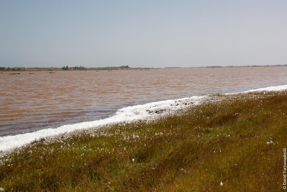 Сенегал, Ретба - Розовое озеро