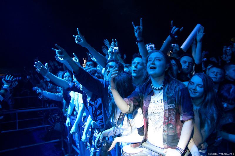 Tarja Turunen, What Lies Beneath World Tour, photo, Тарья Турунен в Минске, фото