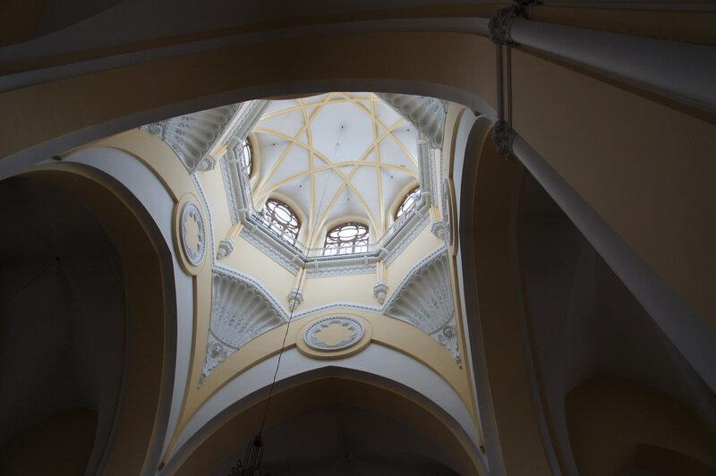 Римско-католическая церковь Непорочного зачатия (Москва, ул. Малая Грузинская)
