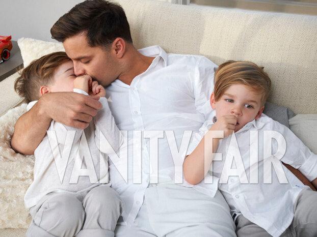 Рики Мартин показал будущего мужа