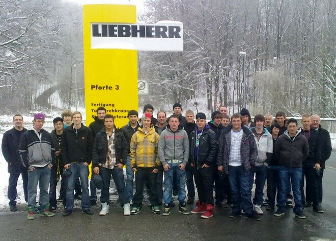 Холодильники Либхерр (Liebherr)