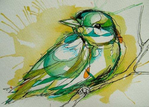 Птицы Эбби Даймонд