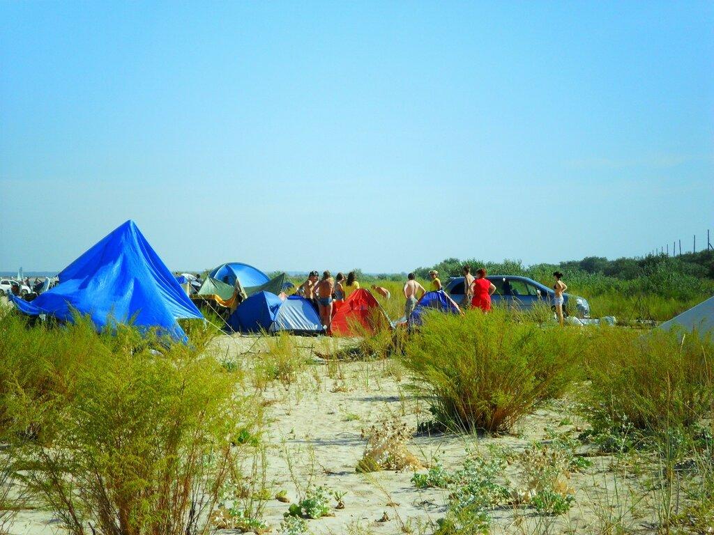 У палаток ...  SAM_2333.JPG