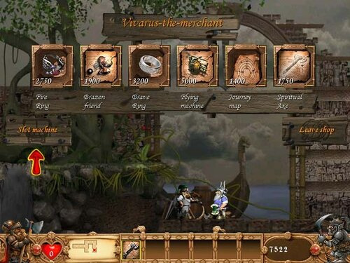 Brave Dwarves 2 Deluxe screenshot 3