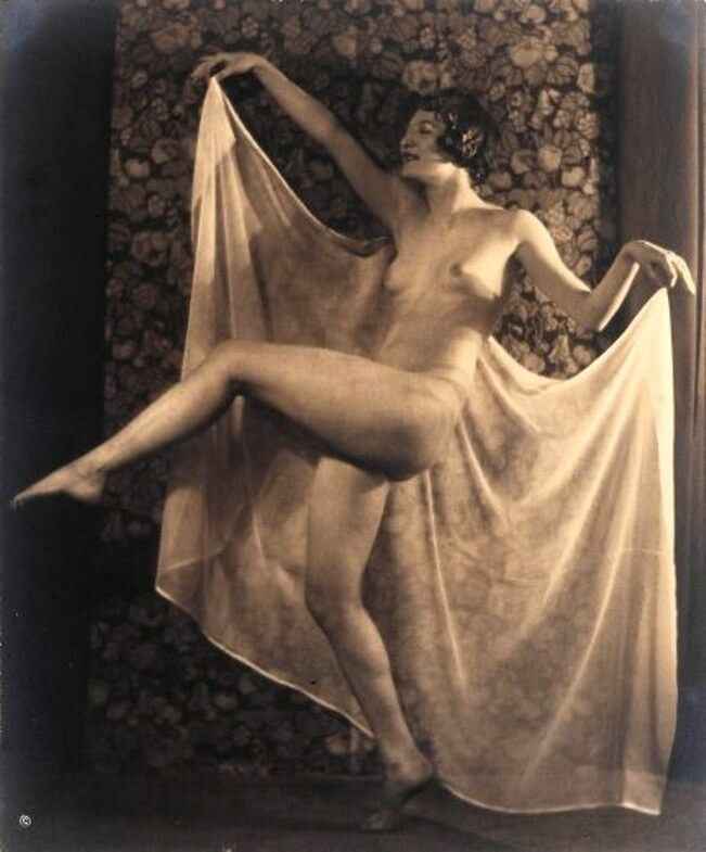 Karl Struss    nude    1910s