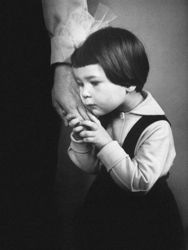 Антанас Суткус. Мамина рука,1966