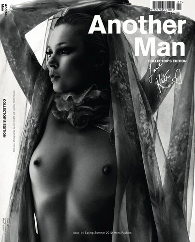 Kate Moss for Another Man