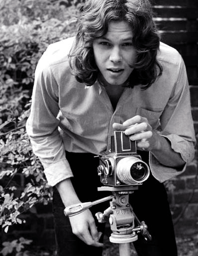 Nick Drake with a Hasselblad