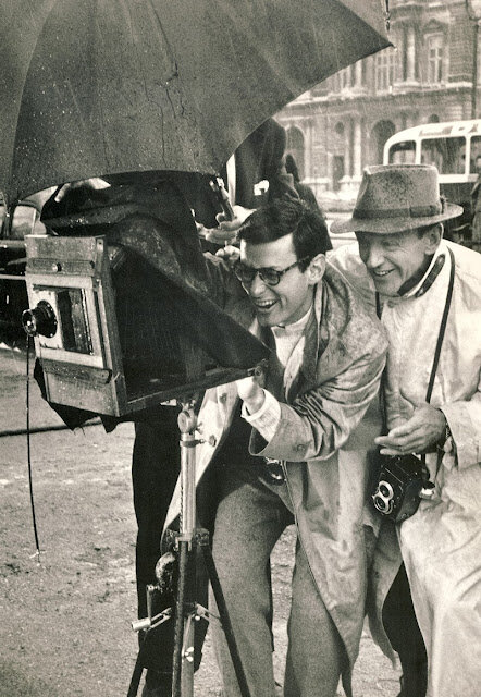 Richard Avedon and Fred Astaire