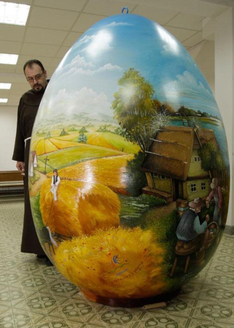 Футанари с огромными яйцами 19 фотография