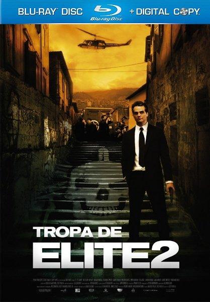 ������� �����: ���� ����� ��� / Tropa de Elite 2 - O Inimigo Agora E Outro (2010/HDRip)