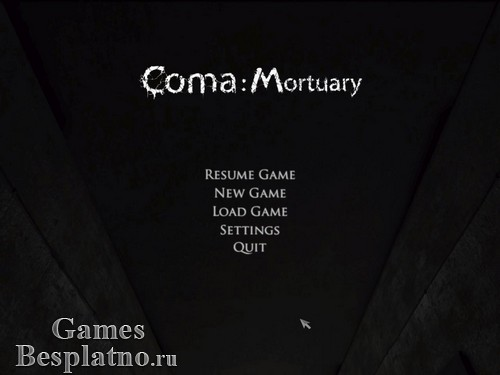 Coma: Mortuary / Кома: Морг