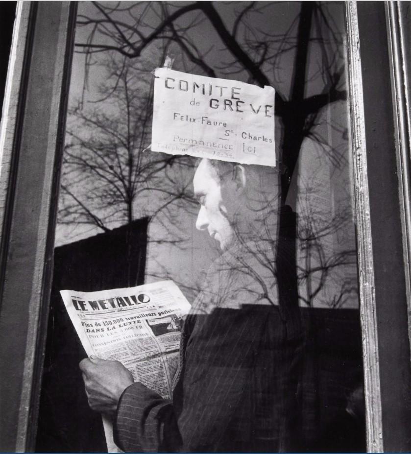 1950. Забастовка на Ситроене