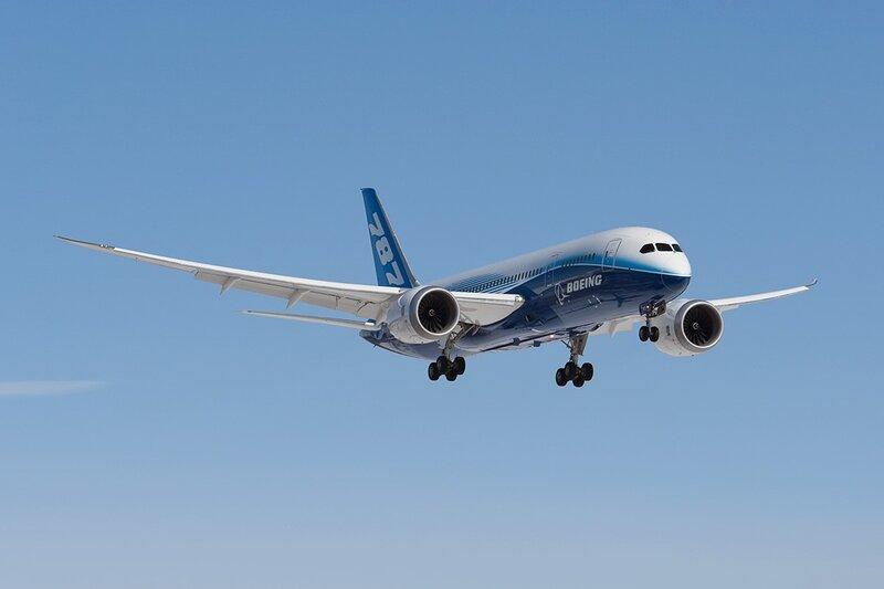 Boeing 787-8 (N787BX) Boeing DSC_8863