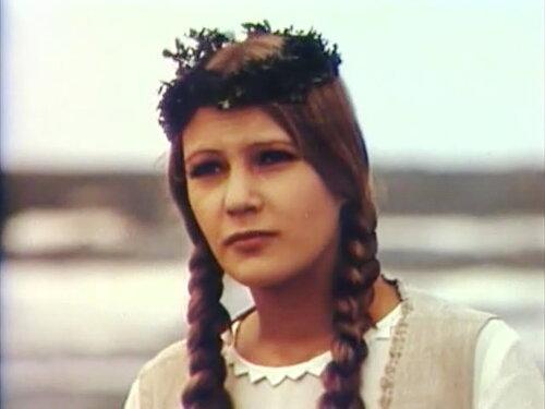 Эгле - королева ужей
