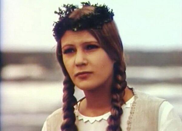 Лолита Мартиноните (Эгле - Королева Ужей)